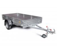 Прицеп для перевозки мотоциклов, ATV и других грузов