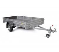 Прицеп для снегоходов и квадроциклов и других грузов