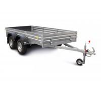Прицеп двухосный бортовой для грузов
