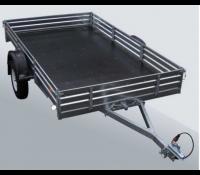 Прицеп для перевозки грузов и техники