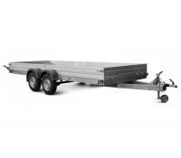 Прицеп для транспортировки мототехники и коммерческих перевозок.